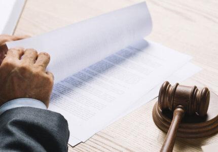 Juez sentencia peritaje