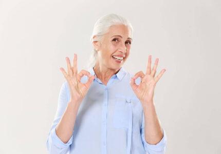 Pensionista prejubilada gran invalidez