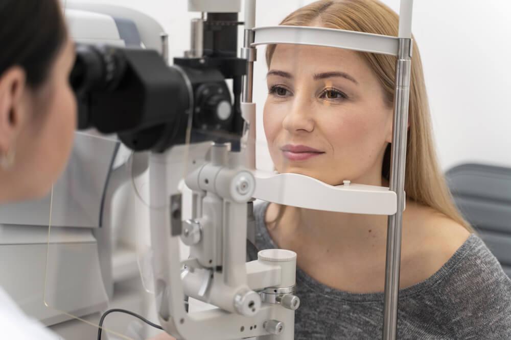 Informe oftalmológico
